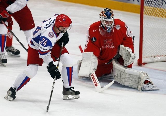 Чемпионат мира по хоккею 2012. Россия-Дания: Фото