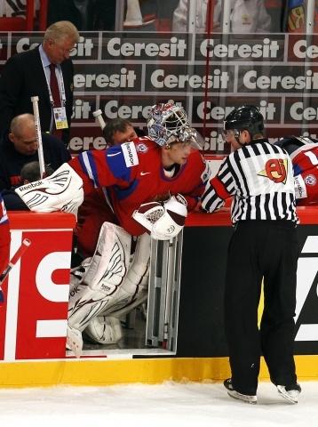 Чемпионат мира по хоккею 2012: Россия – Швеция - 7:3: Фото