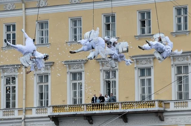 Карнавал на Невском проспекте: Фото