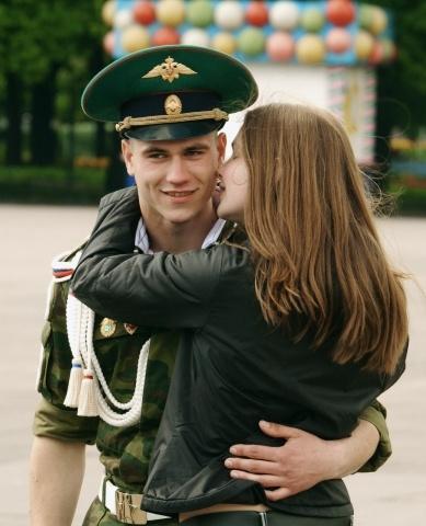 День пограничника 2012: Фото