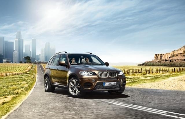 BMW X5: Фото