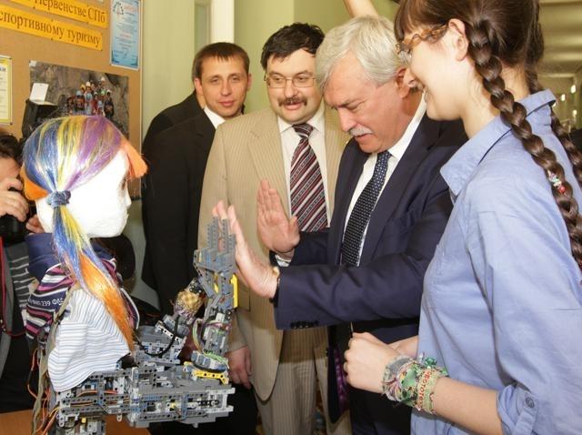 Полтавченко, последний звонок, 25 мая 2012: Фото