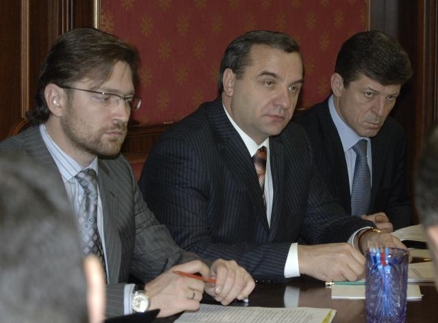 Владимир Пучков, министр МЧС: Фото