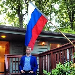 Фотографии Дмитрия Медведева: Фото