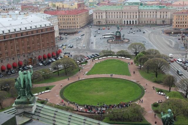 Исаакиевская площадь : Фото