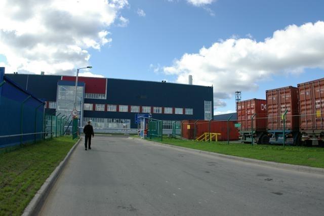 Завод Ford в Ленобласти: Фото