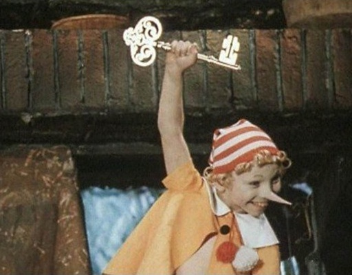 Приключение Буратино или Золотой ключик: Фото