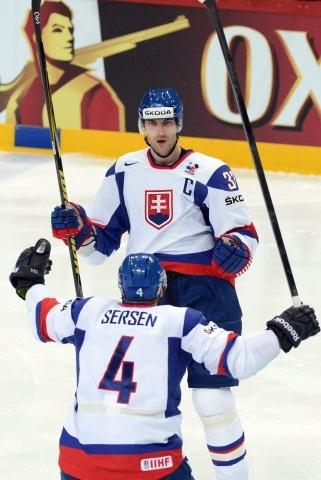 Россия - Словакия, 20 мая 2012: Фото