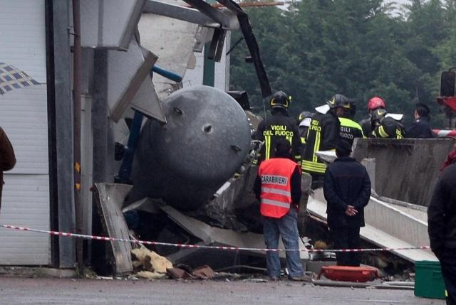 Землетрясение в Италии 20-21 мая 2012 года: Фото