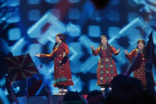 Евровидение 2012: Первый полуфинал: Фото