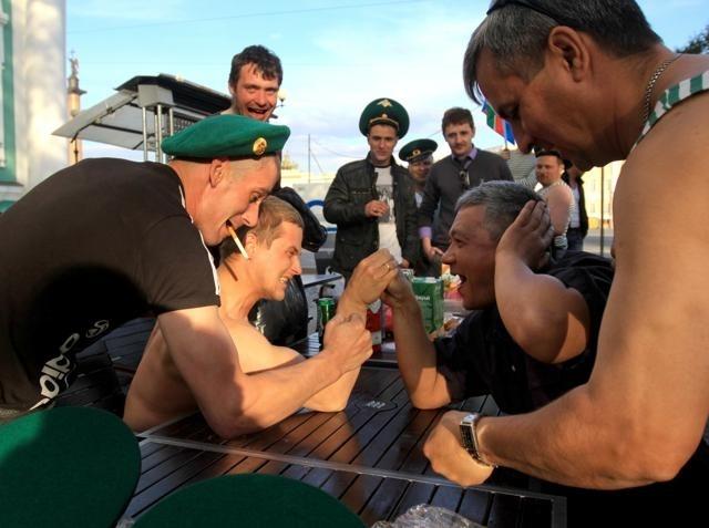 День пограничника 2012 (фото Trend): Фото
