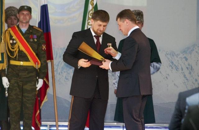Рамзан Кадыров: Фото