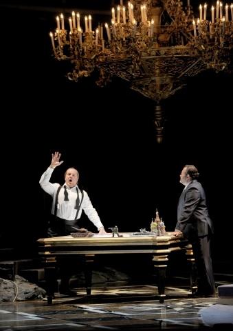 Опера Борис Годунов: Фото