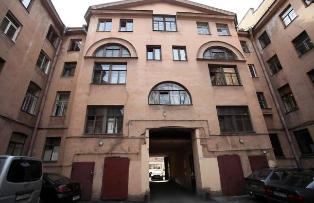 Жители центра Петербурга могут не пускать магазины и офисы к себе на первые этажи