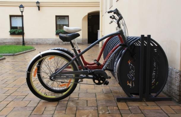 Перехватывающие велопарковки в Петербуге: адреса, цена, как пользоваться