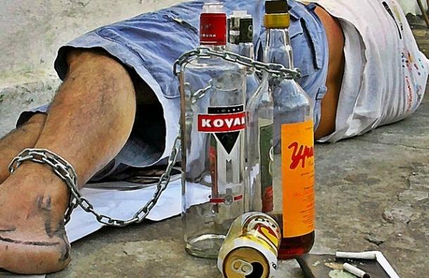 В Петербурге почти все выпускники школ пьют алкоголь