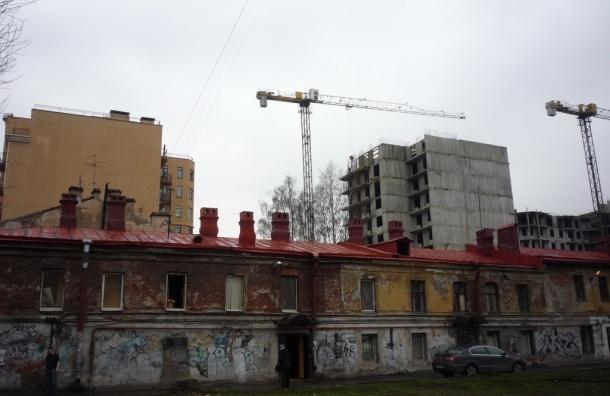 Дом на Черняховского построили без разрешения, прикрываясь интересами дольщиков