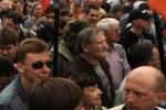 """На """"Марше миллионов"""" началась драка, полиция не может справиться с толпой"""