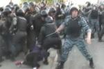 Омоновец, избивший участника «Марша миллионов» на Болотной, уйдет от наказания