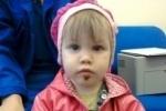 Двухлетнюю девочку могли подбросить в Петербург из другого города