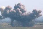 В Забайкалье взорвалась машина с боеприпасами