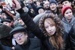 """В Москве полиция мешает готовиться к """"Маршу миллионов"""""""