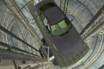 В сеть попало видео работы подземного паркинга под Конюшенной площадью