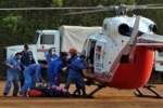 Поиски на месте крушения Sukhoj Superjet-100 в Индонезии завершены
