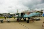 У СУ-25 сломалось шасси во время посадки в Ставропольском крае
