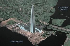 В Петербурге может появиться новый деловой центр на 100 тысяч человек
