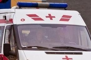 Под Петербургом маршрутка столкнулась с легковушками, 8 человек пострадали