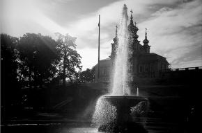 Церемонию открытия фонтанов Петергофа покажут в прямом эфире