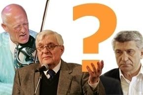 Басилашвили, Сокуров и Голощекин поборются за звание почетного петербуржца