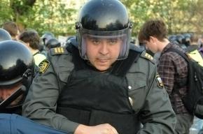 Оппозиционеры устроили стихийное шествие по Тверскому бульвару
