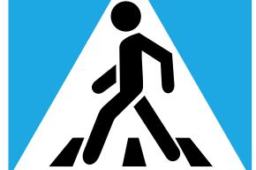ГИБДД заставит пешеходов светиться на дорогах на сотни метров вокруг