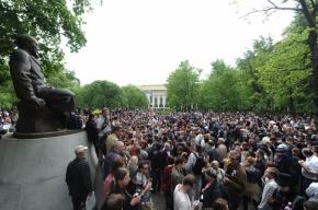 Петербуржцев приглашают на «Контрольную прогулку» 20 мая