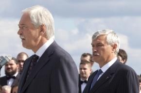 «Единая Россия» заманивает Полтавченко в свои ряды