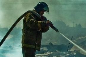 Из-за пожара в подвале дома на Белорусской улице эвакуировали 40 человек