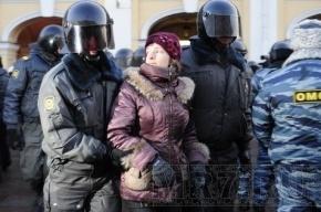 31 мая оппозиция будет несанкционированно «гулять» по Невскому