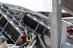 В Италии продолжают искать пропавших без вести из-за землетрясения