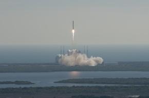 Первый частный космический корабль вышел на орбиту (видео)