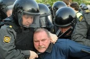 Инаугурация Путина: в Москве задерживают противников