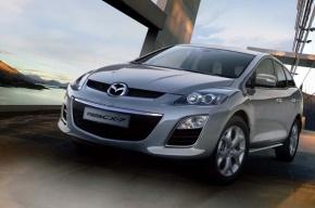 От дома Светлакова на Рублевке угнали новую Mazda CX-7