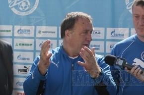 Дик Адвокат назвал состав сборной России: больше всего игроков «Зенита»
