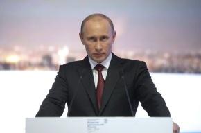 Инаугурацию Путина покажут на шести телеканалах
