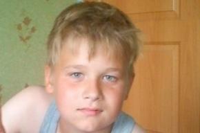 В Купчино вторую неделю ищут пропавшего школьника (фото)