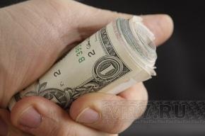 Впервые за три года доллар превысил отметку в 33 рубля