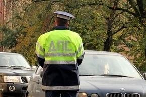 Пьяный полицейский на Mercedes протаранил семь автомобилей в Москве