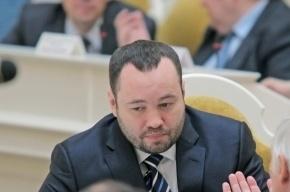 Петербургский депутат обиделся на Дурова и удалил страницу ВКонтакте