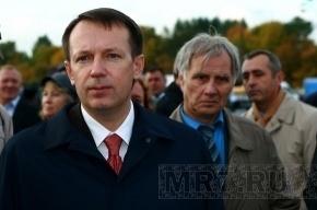 Вице-губернатор Козырев отчитал чиновников Приморского района за свалки: «Вы по району с закрытыми глазами ездите?»